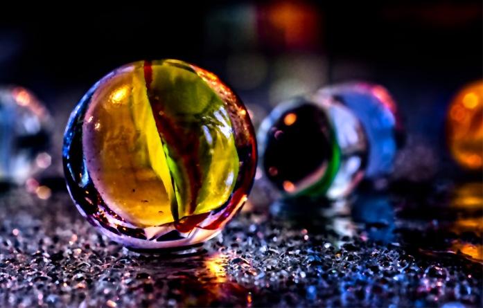 Rainbow Coalition - Marbles in Rain