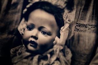 Vintage Dolls: 1918