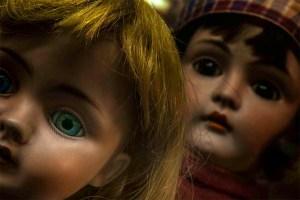 Vintage Dolls: BFFs