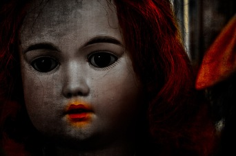 Vintage Dolls: Glass of Absinthe