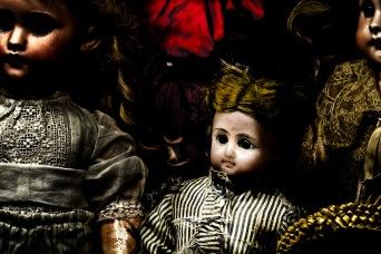 Vintage Dolls: Miss Tatters