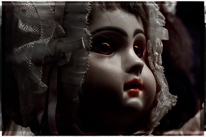 Vintage Dolls: Phantom Bride