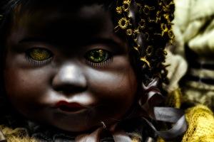 Vintage Dolls: Secret Garden